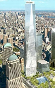 Conde Nast to move to One World Trade Center