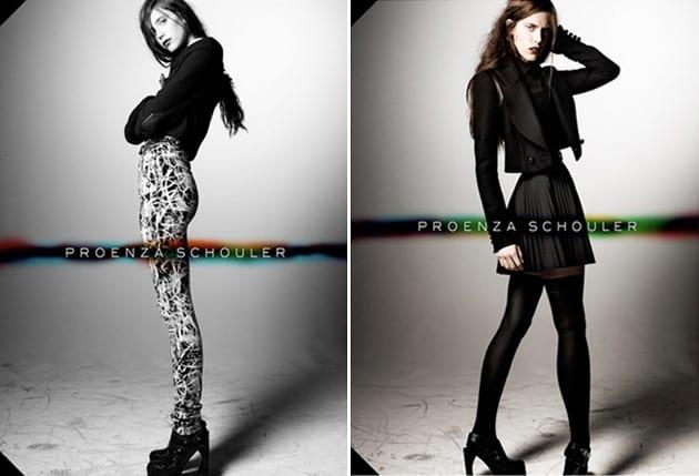 Proenza Schouler Fall 2010 Ad Campaign