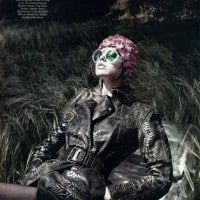 winter before winter french vogue august 2010 emillio pucci frida