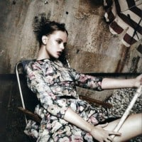 winter before winter french vogue august 2010 louis vuitton frida