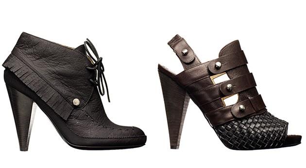 Proenza Schouler Fall 2010 Shoes