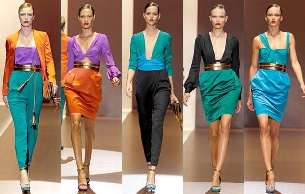 Gucci Spring 2011 Collection Runway