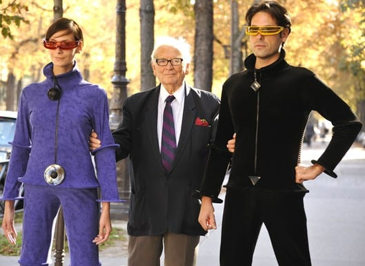 Pierre Cardin Spring 2011 Preview
