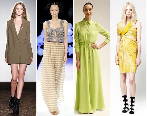 NY Fashion Week Spring 2011 Day 1 Highlights