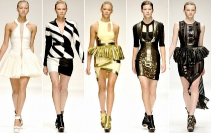 Who Is On Next 2010 David Koma Spring 2011