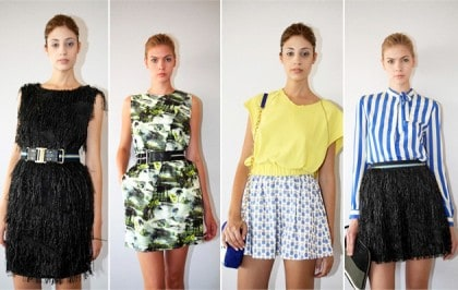 Who Is On Next 2010 MSGM Spring 2011