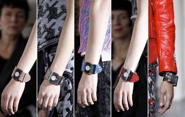 Balenciaga Spring 2011 Watch Debut