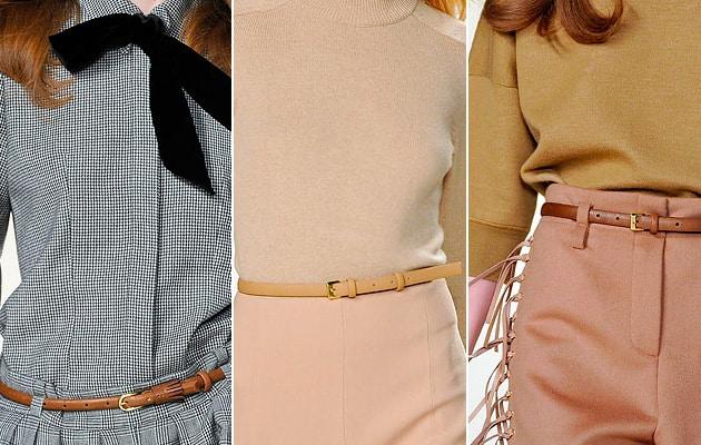 Chloe Fall 2010 Belts Accessories