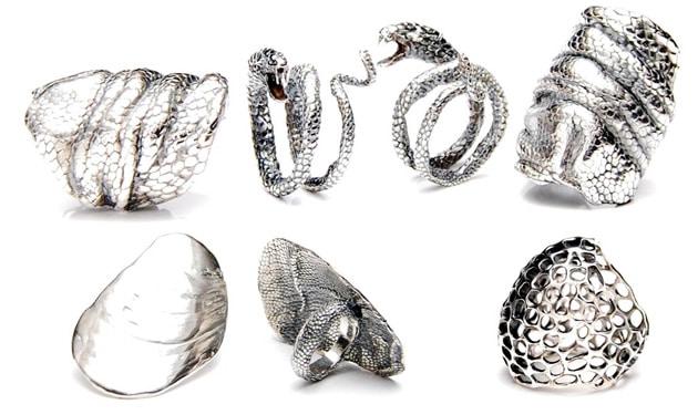 Le Blob Handmade Jewelry By Fernando Akasaka