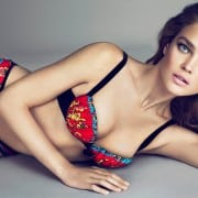 Natalia Vodianova For Etam Ad Campaign Tzarina