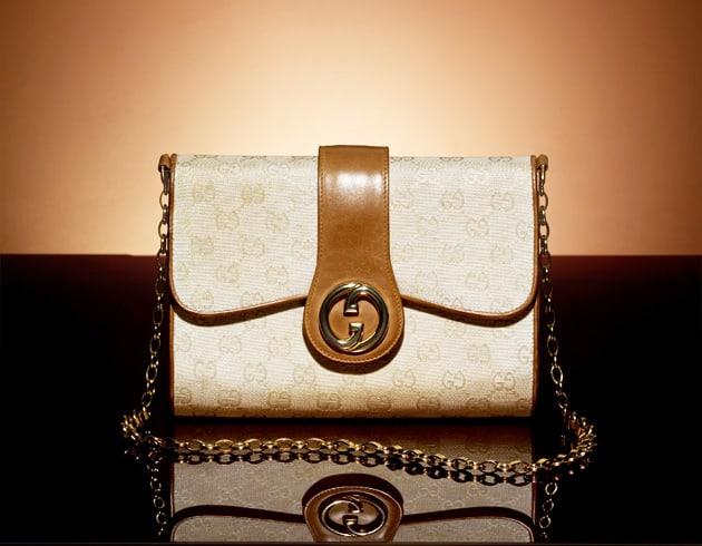 Vintage Gucci Handbag Christie's Fashion Through The Age Auction