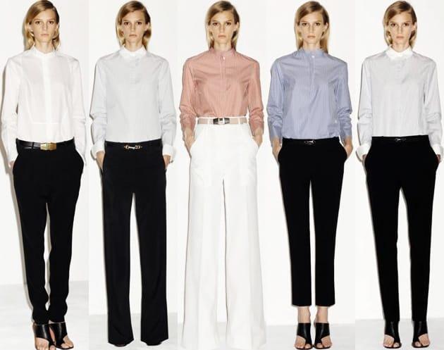 Celine Five (5) Perfect Pants Capsule Collection