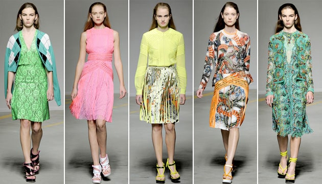 Christopher Kane Spring 2011 Collection