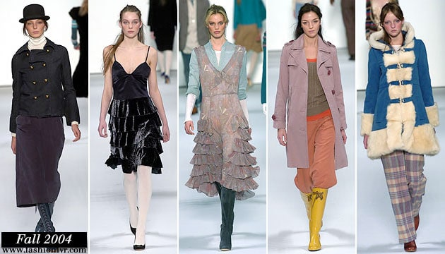 Marc By Marc Jacobs Fall 2004 Collection