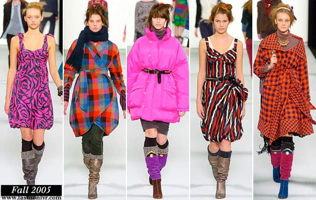 Marc By Marc Jacobs Fall 2005 Collection