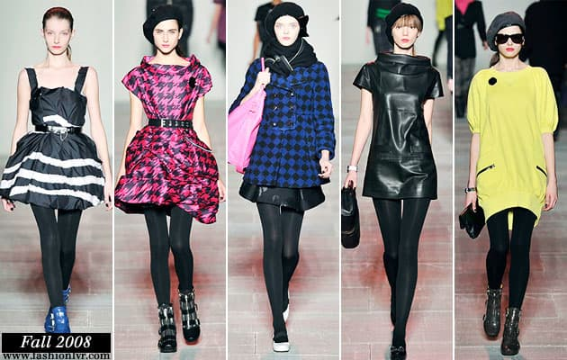 Marc By Marc Jacobs Fall 2008 Collection