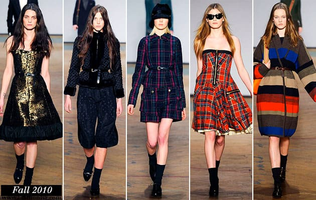 Marc By Marc Jacobs Fall 2010 Collection