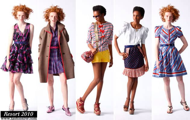 Marc By Marc Jacobs Resort 2010 Collection