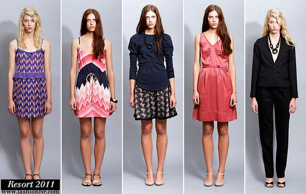 Marc By Marc Jacobs Resort 2011 Collection