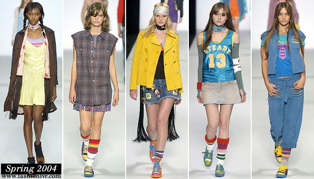 Marc By Marc Jacobs Spring 2004 Collection