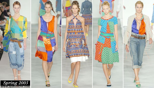 Marc By Marc Jacobs Spring 2005 Collection
