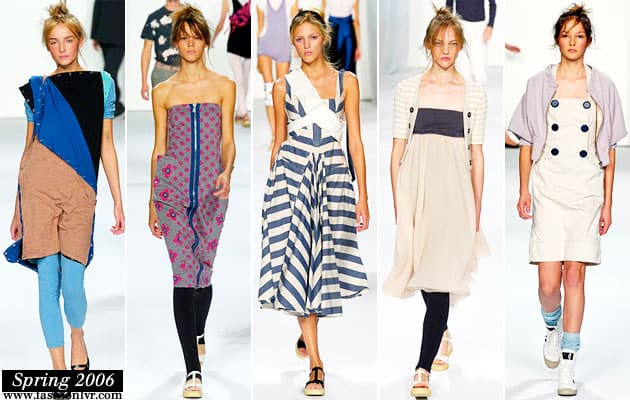 Marc By Marc Jacobs Spring 2006 Collection
