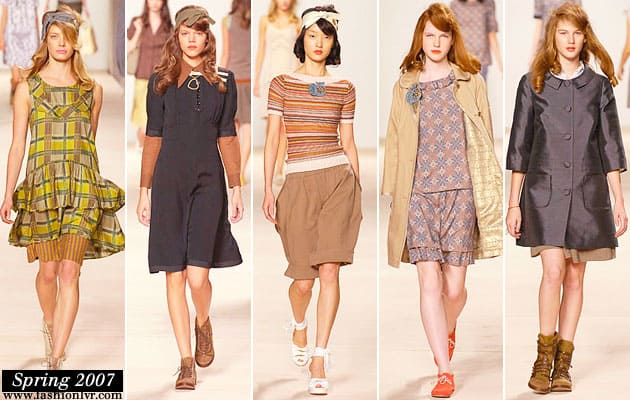 Marc By Marc Jacobs Spring 2007 Collection