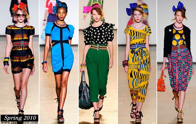Marc By Marc Jacobs Spring 2010 Collection