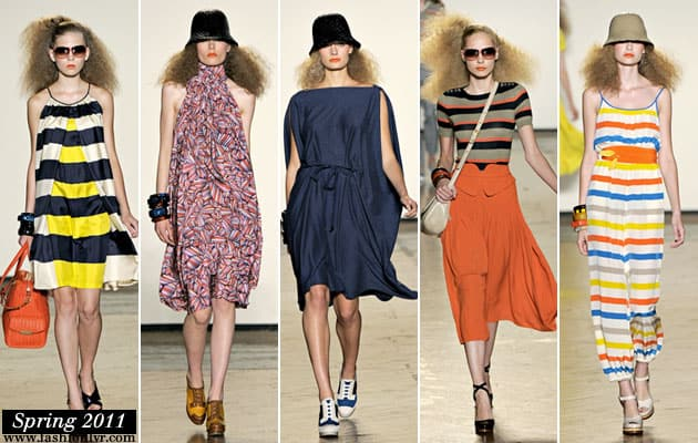 Marc By Marc Jacobs Fall 2011 Collection