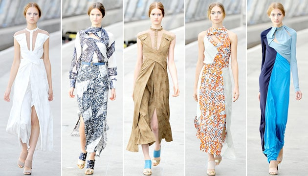 Peter Pilotto Spring 2011 Collection