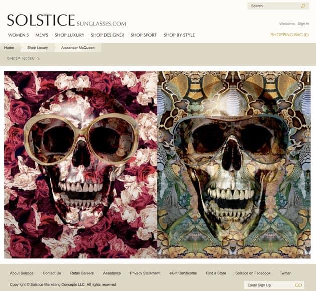 Solstice Sunglasses Store