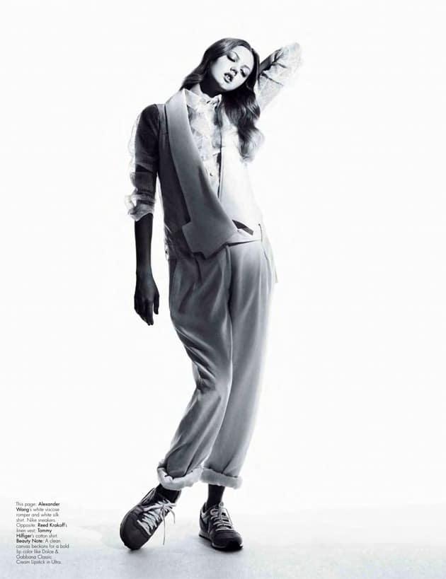 Lindsey Wixson Spring Awakening W Magazine Feature