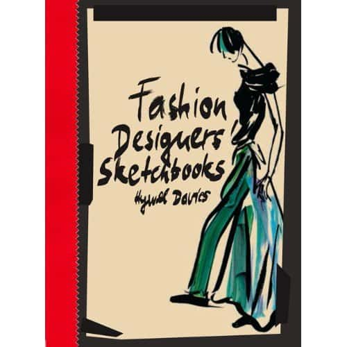 The Fashion Designers' Sketchbooks Cover