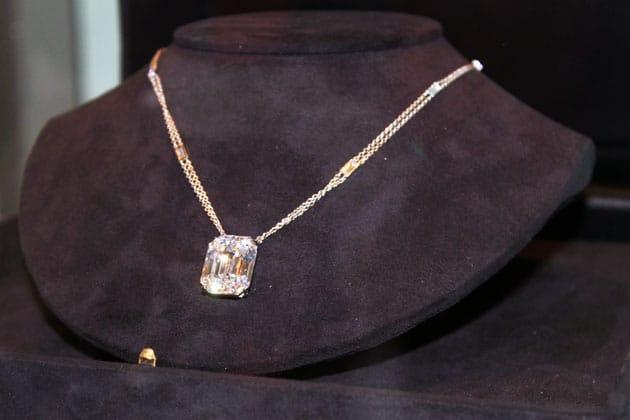 Sotheby's Magnificent Jewels Diamond Pendant