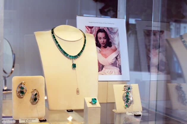 Sotheby's Magnificent Jewels Emerald Jewelry