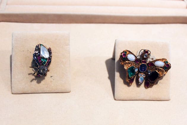 Sotheby's Magnificent Jewels Insect Jewelry