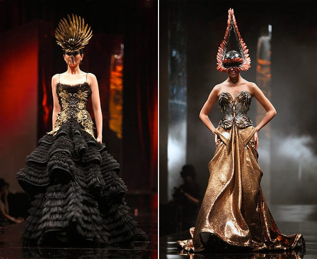 Tex Saverio My Courtesan Spring 2011