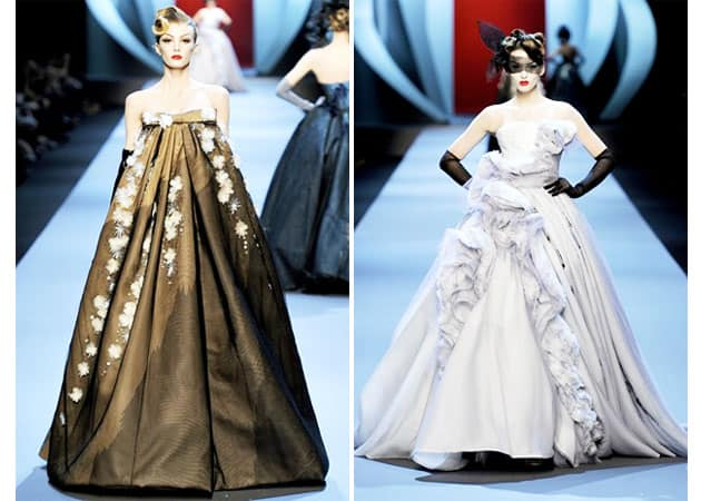 Christian Dior Spring 2011 Haute Couture