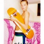 Daria Werbowy Celine Spring 2011 Campaign