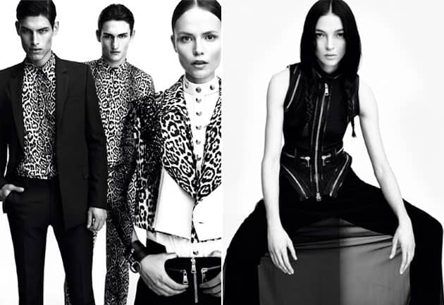 Givenchy Spring 2011 Ad Campaign