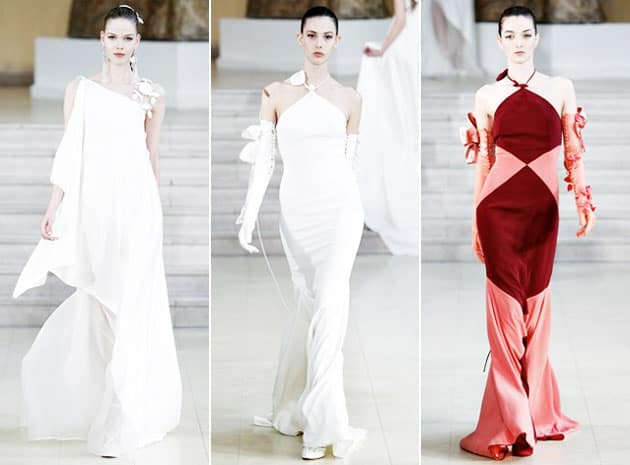 Alexis Mabille Spring 2011 Haute Couture