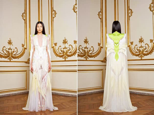 Givenchy Spring 2011 Haute Couture Japan