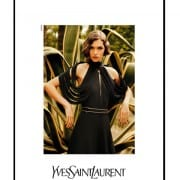 Yves Saint Laurent Spring 2011 Campaign