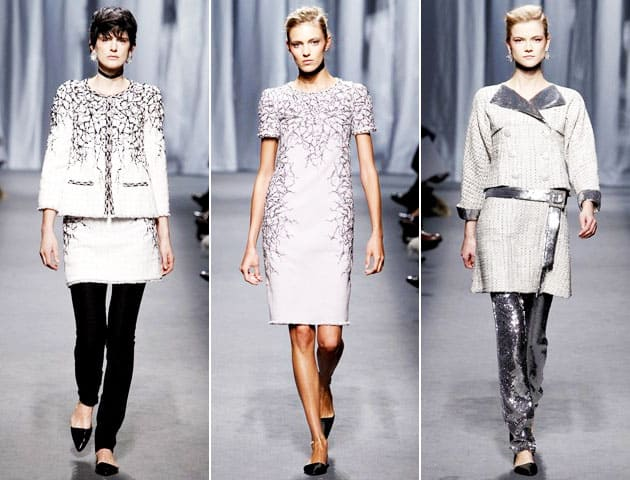 Chanel Spring 2011 Haute Couture Collection