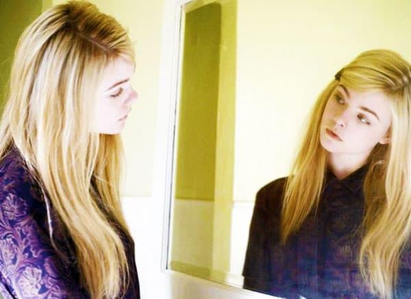 Elle Fanning Rodarte Spring 2011 Short Film - The Curve of Forgotten Things