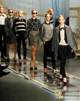 Jason Wu Fall 2011 Collection