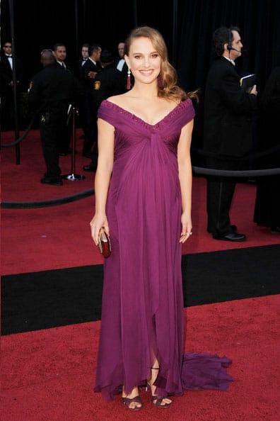 Oscars 2011 Red Carpet Natalie Portman Wears Rodarte