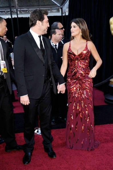 Oscars 2011 Red Carpet Penelope Cruz Wears L'Wren Scott