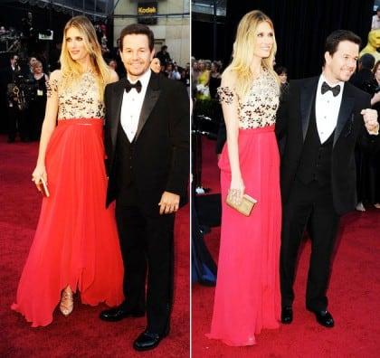 Oscars 2011 Red Carpet Rhea Durham Wears Naeem Khan