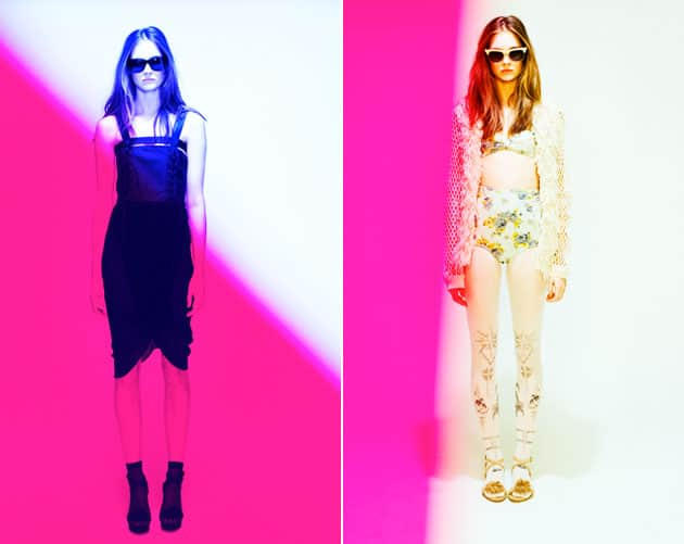 Rodarte For Opening Ceremony Spring 2011 Collection - Laura Love